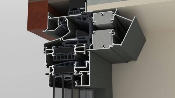 Tunal Top Neo window ventilation
