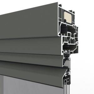 Grey ventilation products